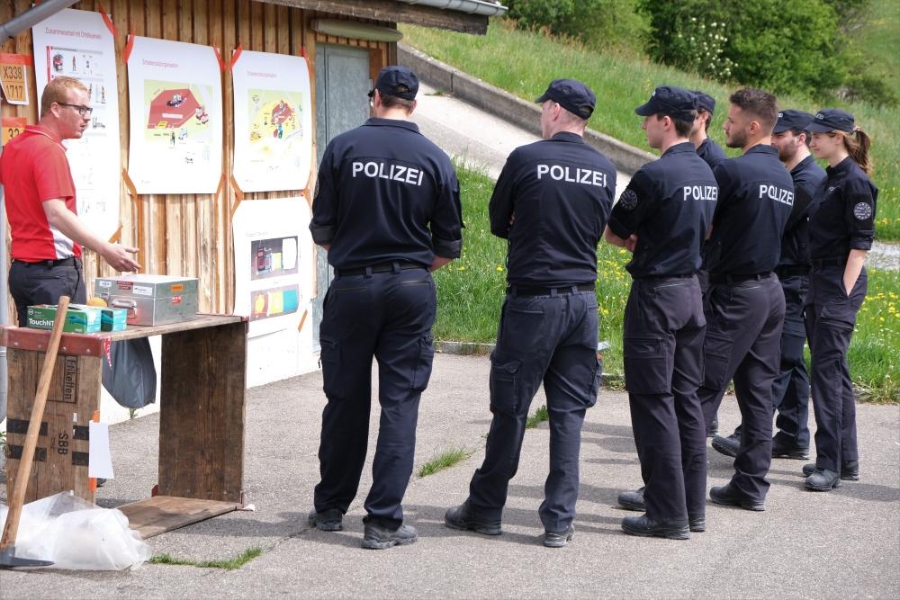 Die Kantonspolizei Thurgau sucht Nachwuchs - Kapo TG